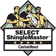 About Us | Edward's Roofing & Exteriors - Select-Shingle-Master-400x400