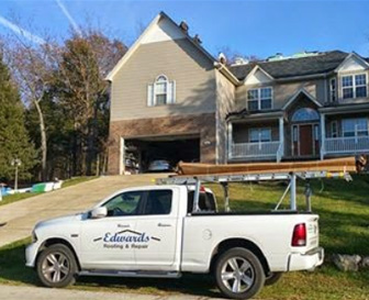 Deck Installation Service Imperial MO - Edwards Roofing - edward