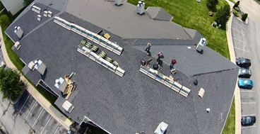 Image of rooftops