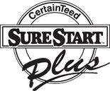 CertainTeed SureStart Plus logo